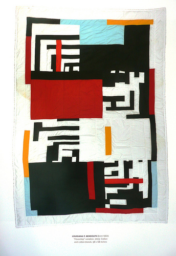 Gee S Bend Quilts Still Beaming With Color And Graphic